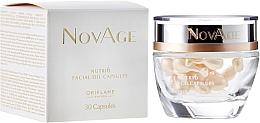 Voňavky, Parfémy, kozmetika Obnovujúce kapsuly na tvár s olejovým koncentrátom - Oriflame NovAge Nutri6 Facial Oil Capsules