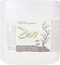 Voňavky, Parfémy, kozmetika Maska na telo - Sezmar Collection Professional Zen Aromatherapy Body Mask