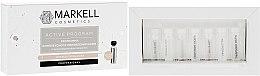 Voňavky, Parfémy, kozmetika Program komplexnej obnovy pleti s multifruitovým peelingom - Markell Professional Active Program