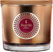 """Voňavky, Parfémy, kozmetika Vonná sviečka v pohári """"Ľadové víno"""" - Flagolie Fragranced Candle Ice Wine"""