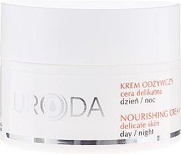 Voňavky, Parfémy, kozmetika Výživný krém pre citlivú pleť - Uroda Nourishing Face Cream For Sensitive Skin