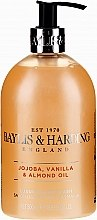 Voňavky, Parfémy, kozmetika Mydlo na ruky - Baylis & Harding Jojoba, Vanilla & Almond Oil Hand Wash