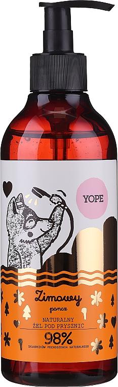 Sada - Yope Winter Punch (soap/500ml + sh/gel/400ml) — Obrázky N4