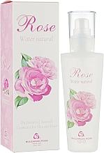 Voňavky, Parfémy, kozmetika Sprej na tvár s hydrolatom z ruže - Bulgarian Rose Aromatherapy Hydrolate Rose Spray