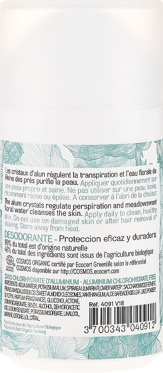 """Osviežujúci valčekový deodorant """"Lotos a bergamot"""" - Acorelle Deodorant Care — Obrázky N2"""