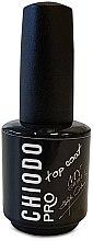 Voňavky, Parfémy, kozmetika Top pre hybridný lak na nechty - Chiodo Pro Top Coat