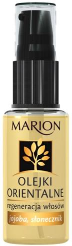 Výživný olej na vlasy - Marion Regeneration Oriental Oil