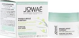Voňavky, Parfémy, kozmetika Čistiaci maska na tvár - Jowae Masque Argile Purifiant Purifying Clay Mask
