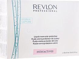 Voňavky, Parfémy, kozmetika Tekutý krém na ochranu farby - Revlon Professional Color Sublime Dose