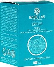 Voňavky, Parfémy, kozmetika Sérum na tvár s vitamínom C - BasicLab Dermocosmetics Esteticus