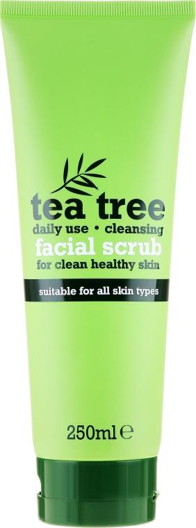 Peeling na tvár - Xpel Marketing Ltd Tea Tree Facial Scrub