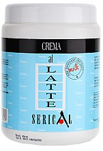 Voňavky, Parfémy, kozmetika Krémová maska s mliečnymi proteínmi - Pettenon Serical
