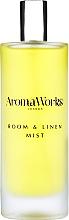 """Voňavky, Parfémy, kozmetika Domáci sprej """"Basil and Lime"""" - AromaWorks Light Range Room Mist"""