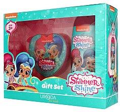 Voňavky, Parfémy, kozmetika Sada - Uroda For Kids Shimmer & Shine (sh/gel/250ml + sponge)