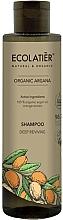 """Voňavky, Parfémy, kozmetika Šampón na vlasy """"Hĺbková regenrácia"""" - Ecolatier Organic Argana Shampoo"""