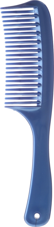 Hrebeň na vlasy, tmavomodrý - Top Choice — Obrázky N1
