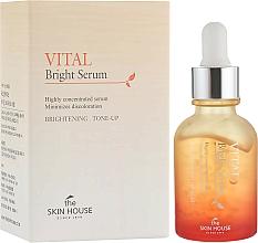 Voňavky, Parfémy, kozmetika Vitalizačné sérum pre rovnomernú pleť - The Skin House Vital Bright Serum