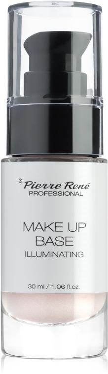 Svietiaci základ pod líčenie - Pierre Rene Make Up Base Illuminating