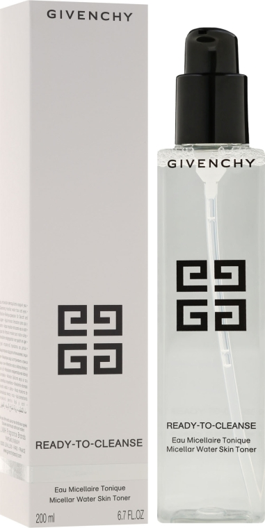 Micelárne tonikum - Givenchy Ready-To-Cleanse Micellar Water Skin Toner — Obrázky N1