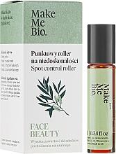 """Voňavky, Parfémy, kozmetika Valček na nedokonalosti """"Čajovník"""" - Make Me Bio Face Beauty Spot Control Roller"""