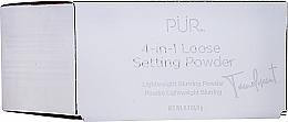 Voňavky, Parfémy, kozmetika Fixačný púder na tvár - Pur 4-in-1 Loose Setting Powder