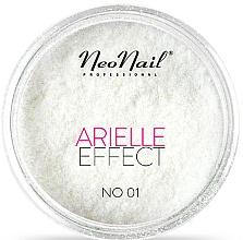 Voňavky, Parfémy, kozmetika Púder na nechtový dizajn - NeoNail Professional Arielle Effect