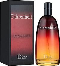 Voňavky, Parfémy, kozmetika Dior Fahrenheit - Toaletná voda