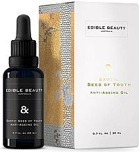 Voňavky, Parfémy, kozmetika Protistarnúci olej na tvár - Edible Beauty Exotic Seed of Youth Anti-Ageing Oil