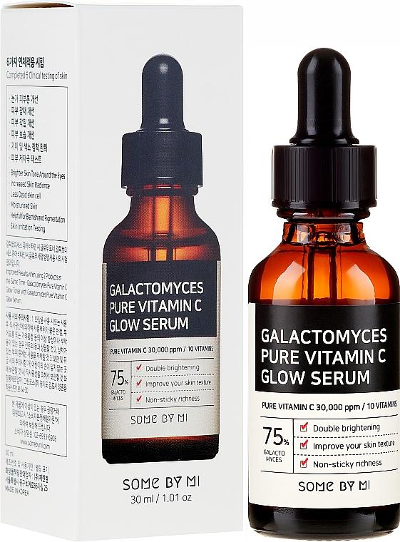 Sérum s vitamínom C a galactomyces - Some By Mi Galactomyces Pure Vitamin C Glow Serum