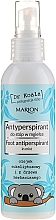 Voňavky, Parfémy, kozmetika Antiperspirant na nohy - Marion Dr Koala Foot Antiperpirant In Mist
