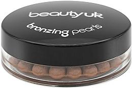 Voňavky, Parfémy, kozmetika Bronzové perly na tvár - Beauty UK Bronzing Pearls