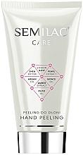 Voňavky, Parfémy, kozmetika Peeling na ruky - Semilac Care Hand Peeling