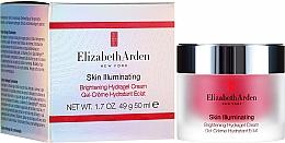 Voňavky, Parfémy, kozmetika Rozjasňujúci krémový gél na tvár - Elizabeth Arden Skin Illuminating Brightening Hydragel Cream