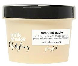 Voňavky, Parfémy, kozmetika Pasta na vlasy - Milk Shake Lifestyling Pasta Modeladora