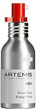 Voňavky, Parfémy, kozmetika Fluid na tvár - Artemis of Switzerland Men Power Fluid SPF 15