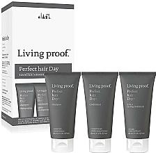 Voňavky, Parfémy, kozmetika Sada - Living Proof Perfect Hair Day (cond/60ml + shm/60ml + mask/60ml)
