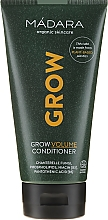 Voňavky, Parfémy, kozmetika Kondicionér na objem vlasov - Madara Cosmetics Grow Volume Conditioner