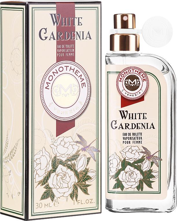 Monotheme Fine Fragrances Venezia White Gardenia - Toaletná voda