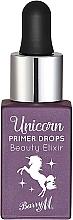 Voňavky, Parfémy, kozmetika Primer na tvár - Barry M Beauty Elixir Unicorn Primer Drops