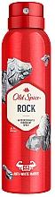 Voňavky, Parfémy, kozmetika Aerosólový dezodorant - Old Spice Rock Antiperspirant & Deodorant Spray