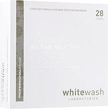 Voňavky, Parfémy, kozmetika Profesionálne bieliace pásiky - WhiteWash Laboratories Professional Whitening Strips