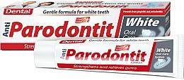 Voňavky, Parfémy, kozmetika Bieliaca zubná pasta - Dental Anti-Parodontit White