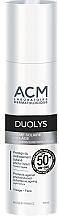 Voňavky, Parfémy, kozmetika Protistarnúci krém s ochranou pred slnkom SPF 50+ - ACM Laboratoire Duolys Anti-Aging Sunscreen Cream SPF 50+