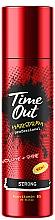 Voňavky, Parfémy, kozmetika Lak na vlasy so silnou fixáciou - Time Out Hairspray Strong