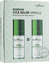 Voňavky, Parfémy, kozmetika Regeneračná ampulka - IsNtree Cica Relief Ampoule