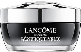 Voňavky, Parfémy, kozmetika Zdokonalený krém-aktivátor mladosti s efektom žiarivosti na starostlivosť o pokožku okolo očí - Lancome Advanced Genifique