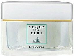 Voňavky, Parfémy, kozmetika Acqua dell Elba Classica Women - Hyalurónový krém na telo
