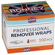 Voňavky, Parfémy, kozmetika Fólia na odstránenie hybridného laku - Ronney Professional Remover Wraps