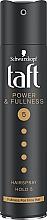 Voňavky, Parfémy, kozmetika Lak na vlasy s megafixáciou keratínu - Schwarzkopf Taft Power & Fullness Hairspray