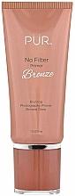 Voňavky, Parfémy, kozmetika Primer na tvár - Pur No Filter Blurring Photography Primer Bronze Glow